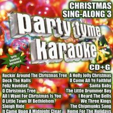 Party Tyme Karaoke-Christmas Sing-Along 3 (US IMPORT) CD NEW