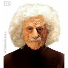 Masque Latex Einstein - Taille Unique WIDMANN
