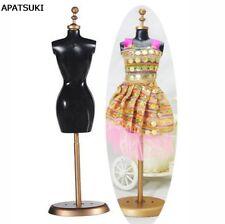 Holder For Barbie Doll Display Holder Dress Form Clothes Mannequin Model Stand