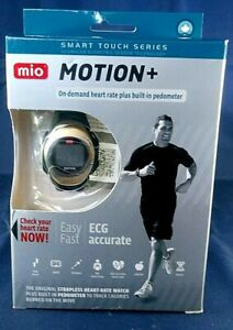 Mio Motion+ Smart Touch Series On Demand Heart Rate Plus Built In Pedometer