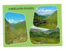 Cumbria - Lakeland Passes - Multiview Postcard