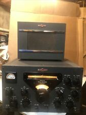 Collins 75A-4 Receiver And Henson Speaker In Collins Case (#86)