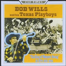 Bob Wills & His Texas Playboys  Brand new and sealed