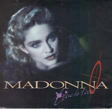 MADONNA  Live To Tell / Live To Tell instrumental  45 with PicSleeve