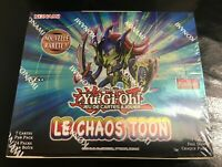 YU-GI-OH! JCC - Booster LE CHAOS TOON x24 * EDITION FRANCAISE