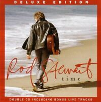 ROD STEWART time (2 x CD, Album) Pop Rock, Capitol Records, very good condition,