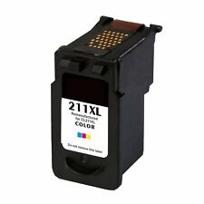 CL-211XL CL211XL Color Ink Cartridges for Canon MP495 MX320 MX340 Printer