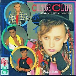Culture Club - Colour By Numbers -  N/Paper- Music CD  - DM
