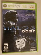 Halo 3: ODST  (Xbox 360, 2009) Complete