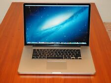 "Apple Macbook 17"" Pro Quad Core i7 + 16 GB RAM + 1 TB Solid State Hybrid + MORE!"