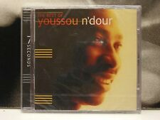 YOUSSOU N'DOUR - THE BEST OF YOUSSOU N' DOUR CD NUOVO SIGILLATO NEW SEALED