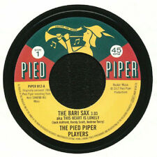 The Pied Piper Players/The Cavaliers : The Bari Sax VINYL (2018) ***NEW***