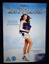 Ice Princess DVD,Disney,2005,Michelle Trachtenberg,Joan Cusack,Kim Cattrall