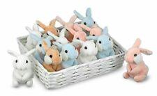 NEW Melissa & Doug Baby Bunny Hops ~ Pastel Yellow / Cream