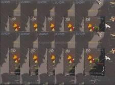 EUROPA CEPT 2009 ASTRONOMIE  10 x MAKEDONIEN MACEDONIA BLOCK 19 ** MICHEL 180,00