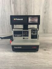 Polaroid Sun 600 LMS instant film camera Originals retro vintage tested Mint