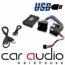 Connects2 CTAFOUSB005 Ford Focus Fiesta Mondeo USB Aux In Car Interface Adaptor