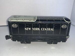 Vintage MARX Tin Litho O Gauge NEW YORK CENTRAL Tender Car #551