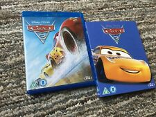 Cars 3 (Blu-Ray) Disney Pixar - With Sleeve