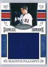 2010-11 DOMINION SHOWCASE SHOWDOWN MAGNUS PAAJARVI JERSEY 1 COLOR EDMONTON