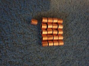 Primaflow Copper End Caps 8mm 21 Pack