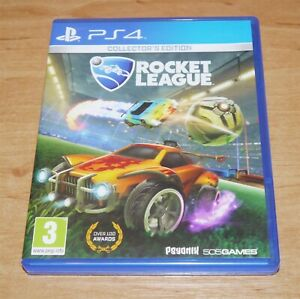 Rocket league Collector's edition Game for Sony PS4 Playstation 4