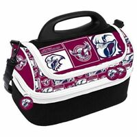 NRL Lunch Cooler Bag - Manly Sea Eagles - Insulated Cooler Bag - Lunch Box