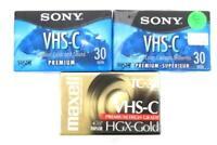 1 Maxell 60 8mm videocámara Video 8 Cinta /& 1 data8 Hi8 Digital8 Cassette de limpieza