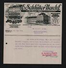 GÖTTINGEN, Brief 1934, E. Schlüter Nachf. Pelzwaren-Fabrik