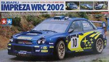 Tamiya 24259 1/24 Scale Model Rally Car Kit Subaru Impreza WRC 2002 GDB Solberg