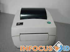 Zebra LP 2844 203 DPI Direct Thermal Barcode/Label Printer