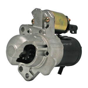 Starter Motor Quality-Built 17996 Reman