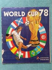 1978 Season Football Sports Sticker Albums