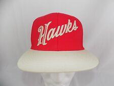Atlanta Hawks Adidas Snapback Adjustable Hat Cap NBA