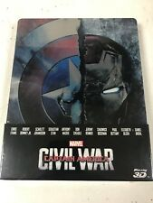 Marvel BRD Captain America - Civil W. (2d 3. Dsb)