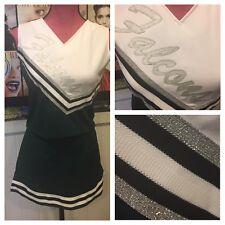 "Falcons Real Cheerleading Uniform 34""26"""