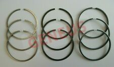 Set of Piston Rings for Yanmar 3TNA72  0.50  72,5 mm 1,5HKx1,5x3,5