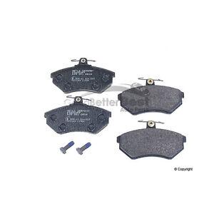 New Meyle Semi Metallic Disc Brake Pad Set Front 0252016816 D387SM