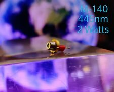M-140 Laser Diode 445nm 2 Watts Blue 5.6mm TO-5 High Power Burning