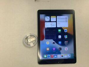 Apple iPad 5th Gen. 32GB, Wi-Fi, 9.7in - Space Grey - Latest iOS 15