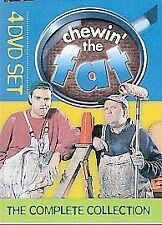 Chewin' The Fat - Complete Collection (DVD, 2004, Box Set) **New & Sealed**