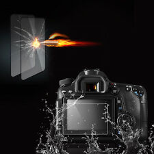 Tempered Glass Film Camera LCD Screen Protector Guard for PENTAX SH50/K3/AW1 XC