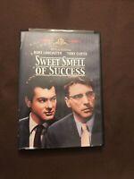 Sweet Smell of Success -MGM DVD-Region 1-Tony Curtis-Burt Lancaster RARE! & OOP!