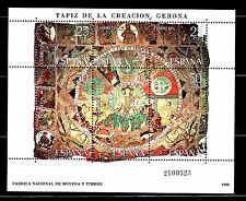 ESPAÑA 1980 2591 Tapiz Creación Gerona. Arte HB