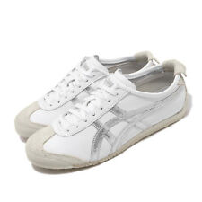Asics Onitsuka Tiger Mexico 66 White Silver Men Casual Shoe Sneaker 1183A233-107
