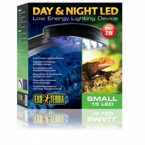 Exo Terra Tag & Nacht LED Beleuchtung Small, Reptilien, Licht, Terrarium PT2335