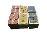 CASINO PLAYING CARDS - 64 DECKS USED LAS VEGAS - 8 UNSORTED 8-DECK PACKAGES *