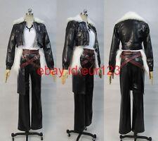 Final fantasy Squall Leonhart FF8 Cosplay Costume Custom Any Size