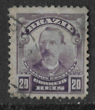 old brazil stamp 20 reis - ft Benjamin Constant - see scan