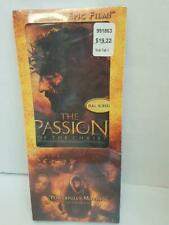 The Passion of the Christ Dvd Full Screen Mel Gibson 2004